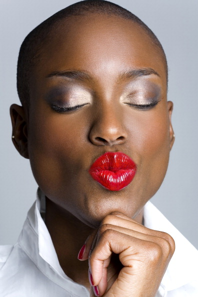 Contour Style- Nnenna, Self Assignment, February 9, 2011