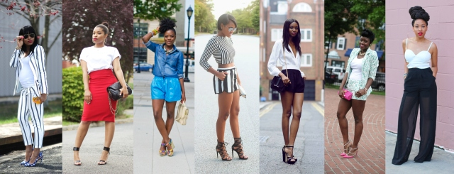 Top 40 Black Female Fashion Bloggers