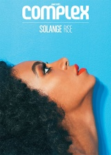 Gallery: Solange Knowles by JUCO for Complex June/July 2013.