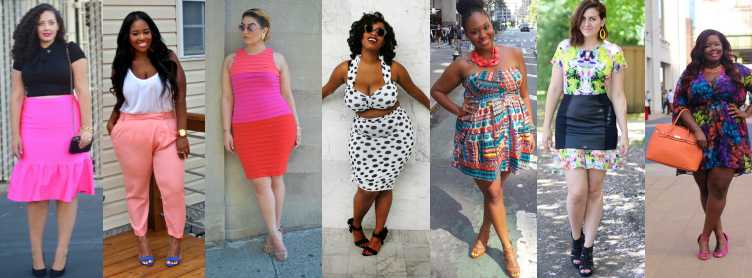 Curvy Fashionista Retro Clothing best curvy bloggers
