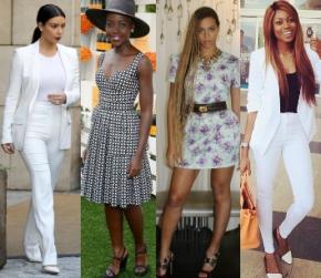 Sizzling Sightings: Beyonce, Kim Kardashian, Draya Michele, Yvonne Nelson, Shay Mitchell &More!