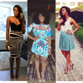 Sizzling Sightings: Dencia, Genevieve Nnaji, Emma Nyra, Tiwa Savage, Ngozi The Stylist andMore!