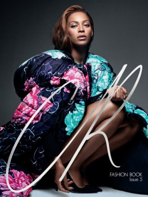 Editorial: Beyoncé Covers CR FashionBook