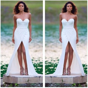 Gabrielle Union Unveils More Stunning Wedding Pictures