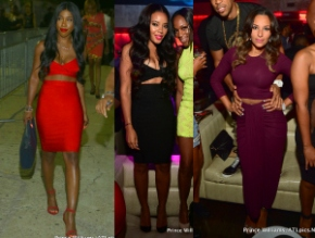 Compound LudaDay Party Pictures: Eudoxie, Angela Simmons, Sevyn Streeter, Ludacris, Mimi Faust, Keshia Knight Pulliam &More!