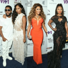 Love & Hip Hop Premiere Blue Carpet (Will You Be Watching?)