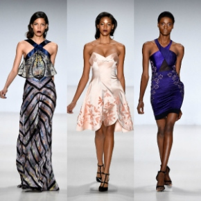ABY Runway Review: Deola Sagoe / CLAN Mercedes-Benz Fashion Week Spring 2015