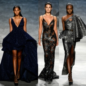 ABY Runway Review: Michael Costello Spring 2015 Mercedes-Benz Fashion Week