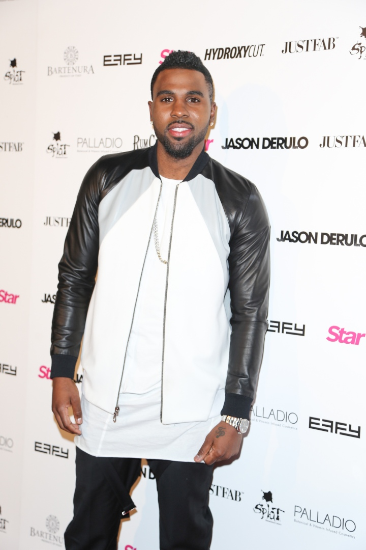 "Hollywood Rocks! Presents Jason Derulo's ""Everything is 4"" Listening Party - Arrivals"