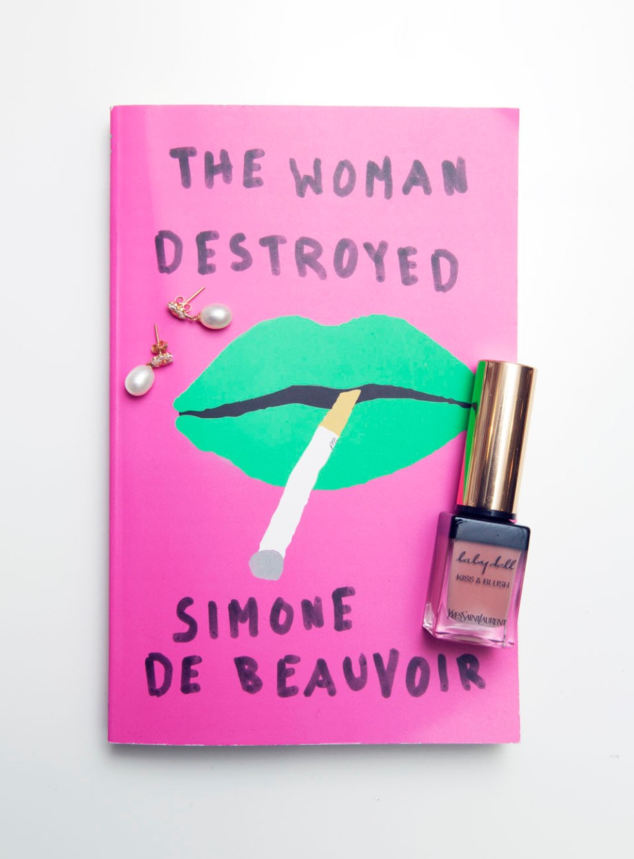 the woman destroyed simone de beauvoir