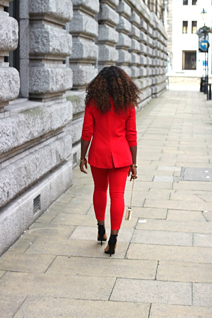 redd outfit suit