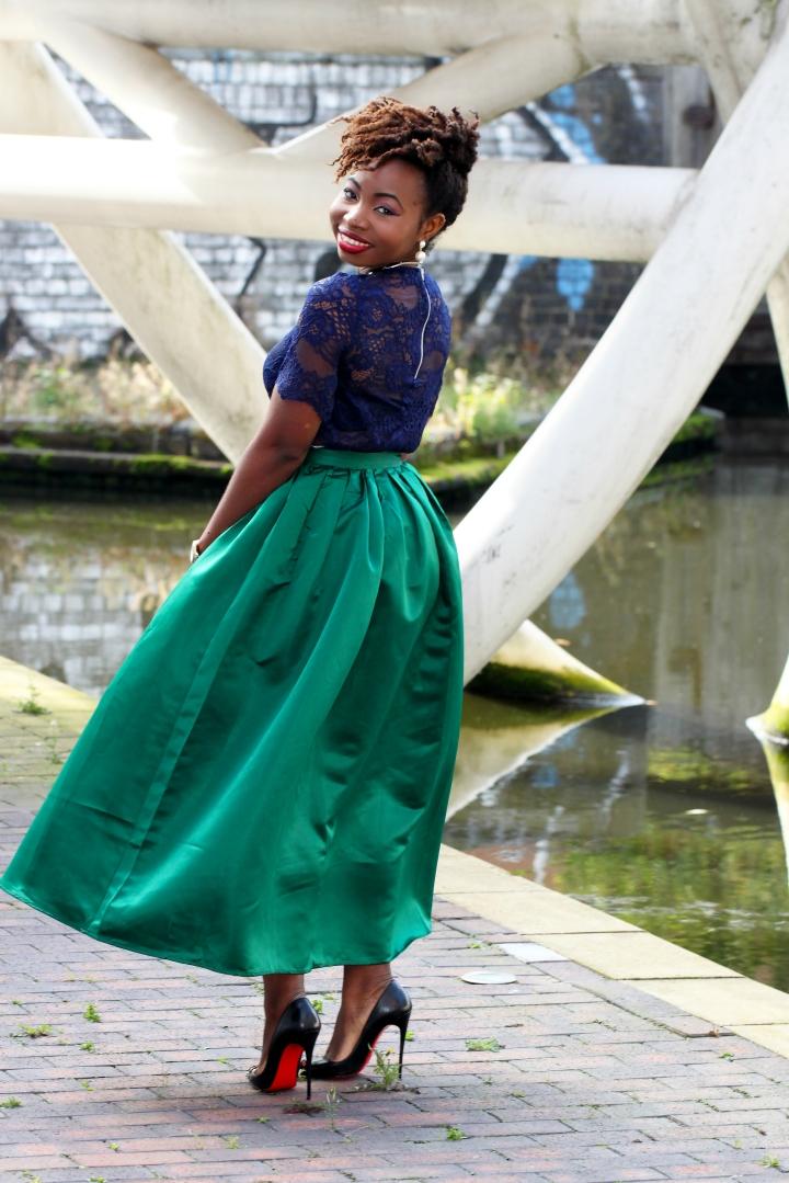 maxi skirt 36 a