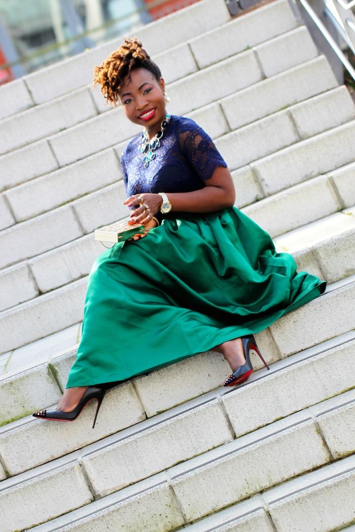 maxi skirt 48 a