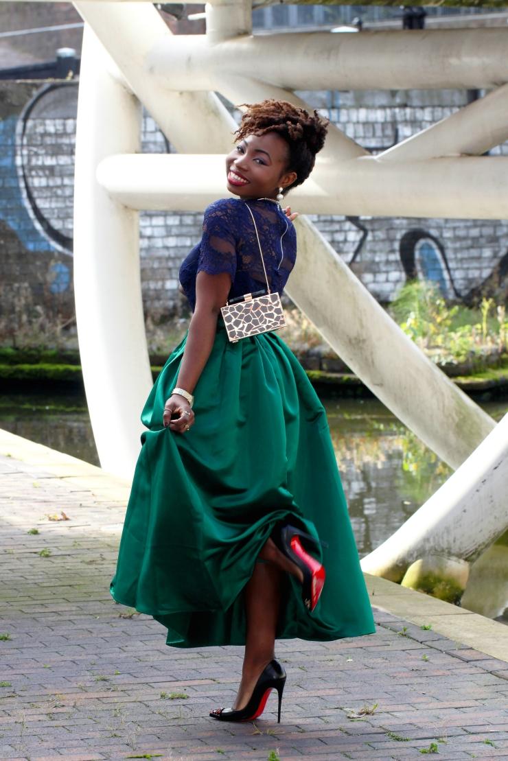 maxi skirt 9 a