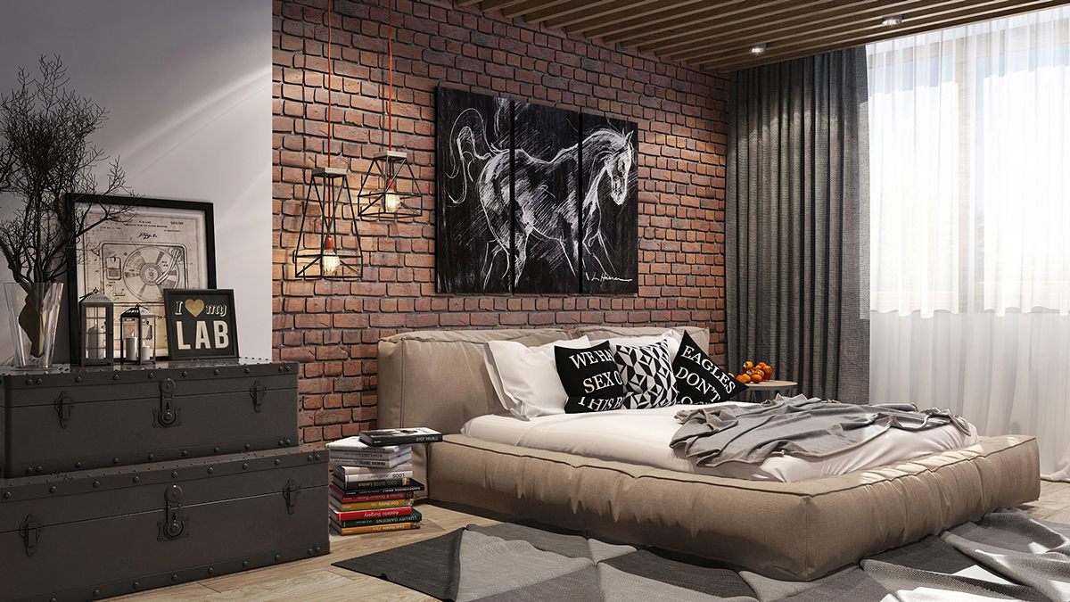 creative bedroom art  The perfect bedroom designs for fashion lovers Art  Becomes You. Bedroom Art