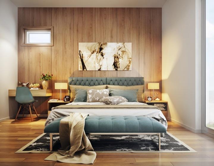 wood-textured-bedroom-wall